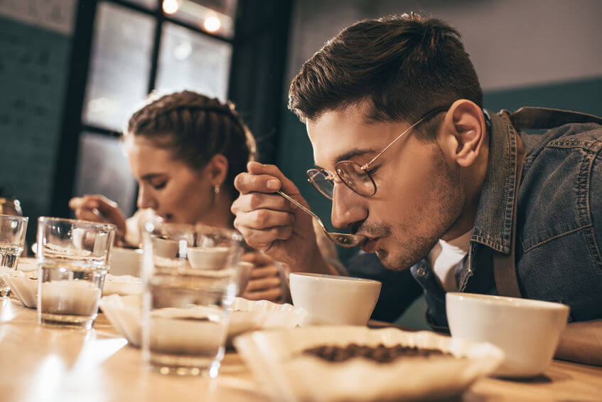kaffee tester