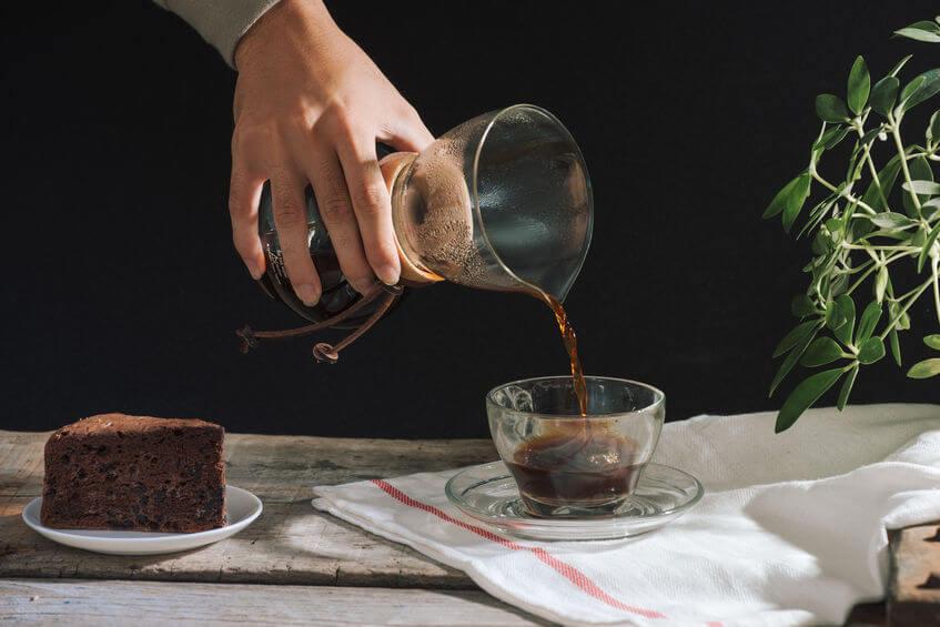 kalter kaffee zubereitung
