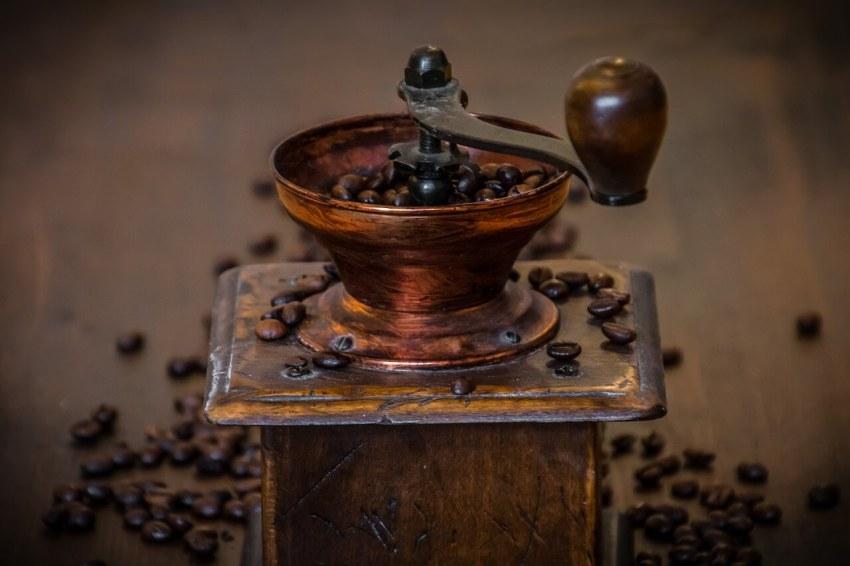 kaffeemühle hand