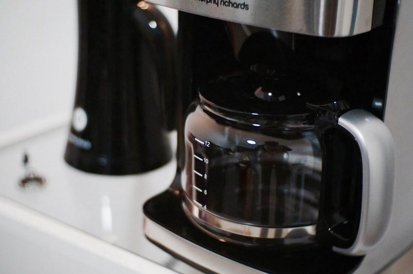 kaffeemaschine mit abnehmbaren wassertank test