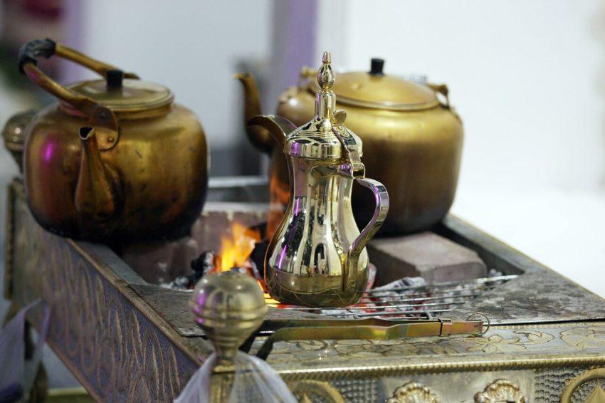 ibrik türkische kaffeekanne