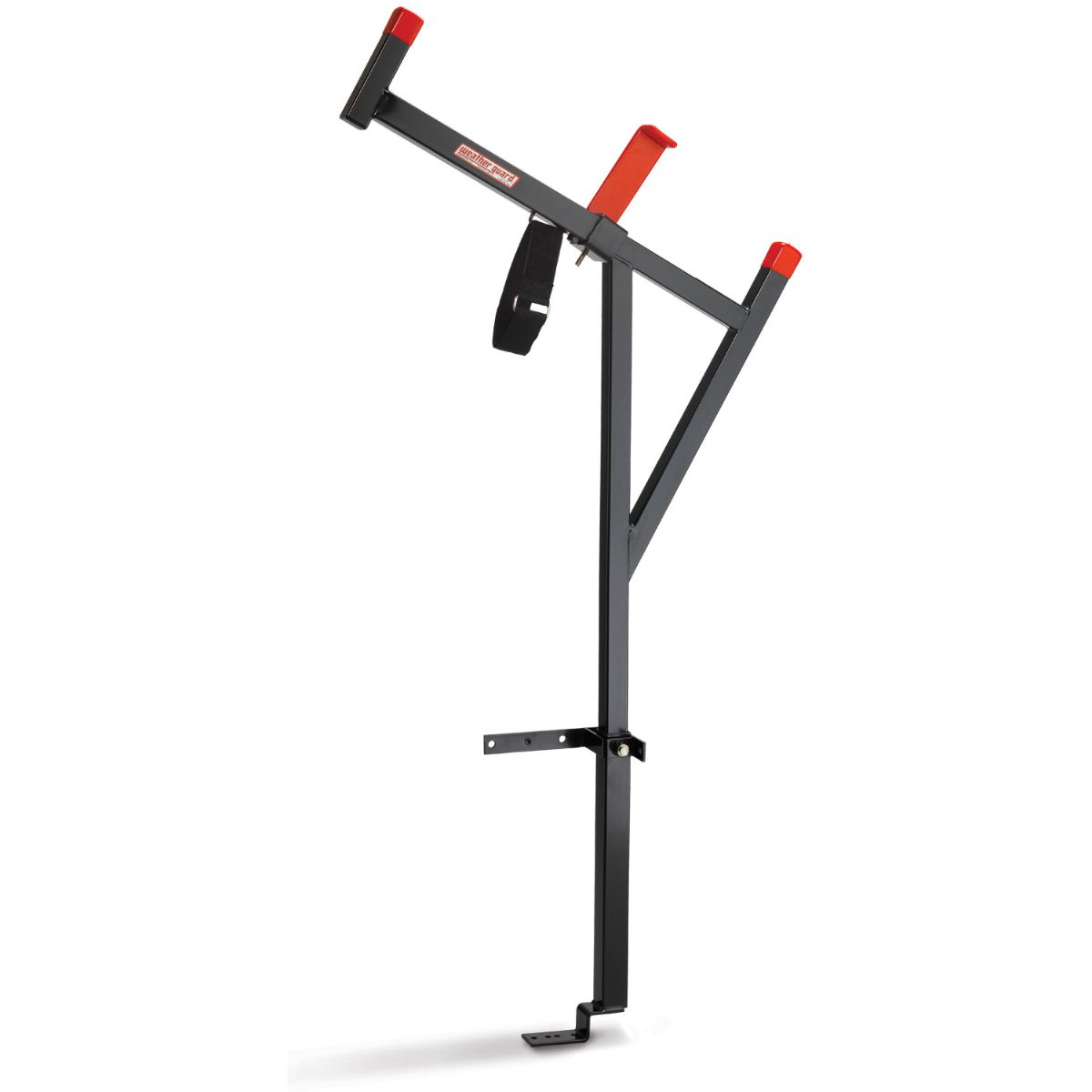 1475 weather guard steel weekender ladder rack angular