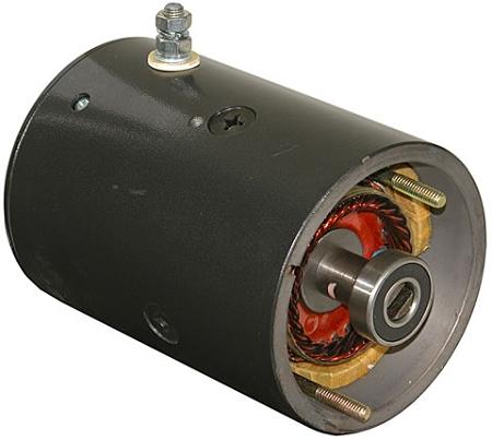 M3200 Clockwise Rotation Motor 12 Volt D C