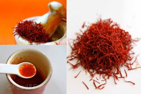 Saffron. Source: FoodandFarsi.com (Website link embedded within.)