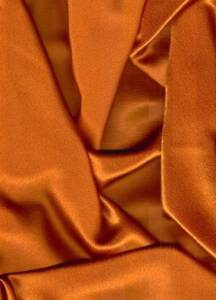 Amber satin via housefabric.com