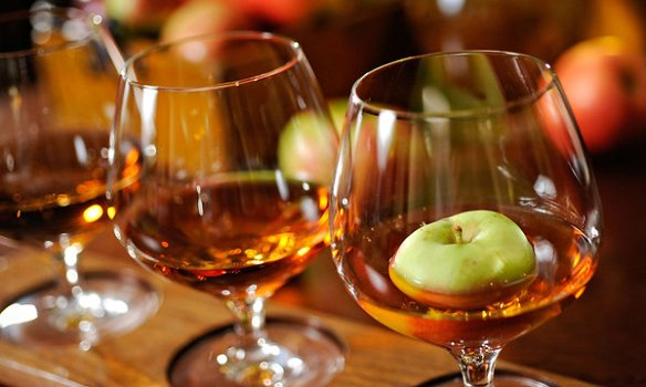 Calvados apple brandy. Source: NYTimes.