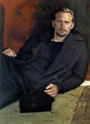 Alexander Skarsgård by Ralph Mecke for GQ Style German. Source: iloveromancenovels.blog63.fc2.com
