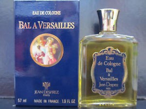Eau de Cologne, perhaps early 1970s? Source: eBay.