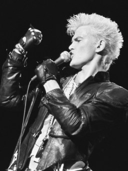 Billy Idol. Photo: Kirk West/Getty images, via ivillage.com
