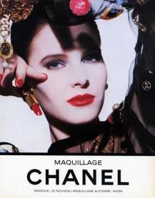 1987 Chanel lipstick ad via hprints.com
