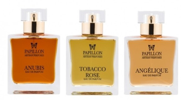 Photo: Liz Moores & Papillon Perfumery.