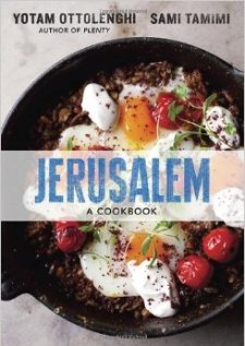 The US cover for Jerusalem. (It looks diff. in the UK version.) Source: Amazon.com