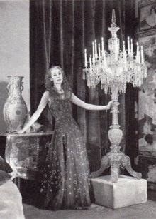 Misia Sert in Chanel, 1937. Source: newyorksocialdiary.com