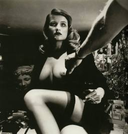 Photo: Helmut Newton for Playboy. Source: Christies & artwall.ru
