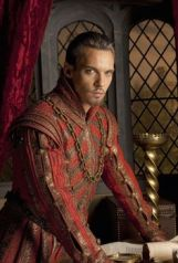 Jonathan Rhys Meyers as King Henry VIII in The Tudors. Photo via Pinterest.