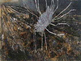 """Anselm Kiefer, """"Wayland's Song,"""" 1982, at saatchigallery.com"""