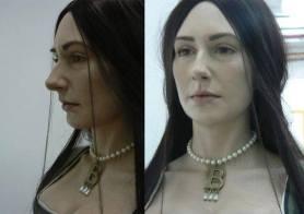 Anne Boleyn representation. Source: Vintage News on Facebook.
