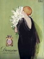 Vintage Diorissimo ad. Source: thenonblonde.com
