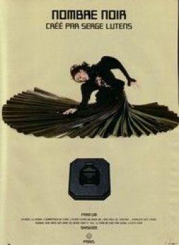Vintage Nombre Noir ad. Source: PInterest.