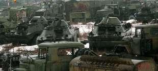 Украина подсунула Азербайджану «чернобыльские» танки?