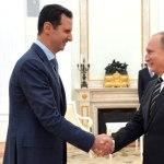 Rusya'nın Suriye'deki bir yılı