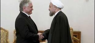 Armenia, Iran 'Agree' On Closer Defense Ties