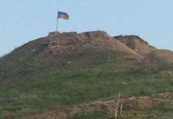 Azerbaycan  Lele tepesine yığınak yapıyor