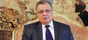 Rusya'nın öldürülen Ankara Büyükelçisi Andrey Gennadevich Karlov Türk dostuydu!