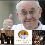 Papa erməniləri Məsihin kölgəsinə toplayır