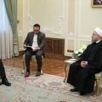 Türkiye Dışişleri Bakanı ve Mit müsteşarının Tahran ziyareti