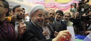 İran'da beklendiği gibi kazanan Ruhani