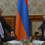 Armenia Sets Conditions For Renewed Talks With Azerbaijan