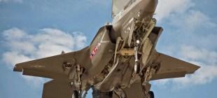 Türk uçakları Rus semalarında