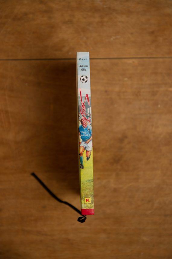 Notitieboek van het kinderboek Snelle Jelle | gemaakt door Kaftwerk.com