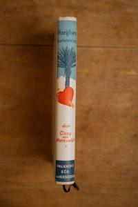 Notitieboek van het kinderboek Marijke's bestemming   gemaakt door Kaftwerk.com
