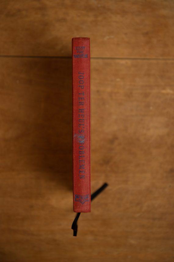 Notitieboek van Joop ter Heuls problemen | gemaakt door Kaftwerk.com