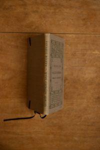 Notitieboek van Toneel Bibliotheek: Majoor Barbara   gemaakt door Kaftwerk.com