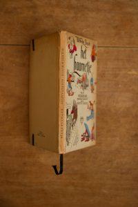 Notitieboek van het kinderboek Het haarnetje | gemaakt door Kaftwerk.com