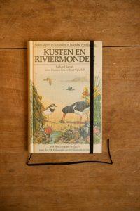 Notitieboek van het boek Kusten en Riviermonden | gemaakt door Kaftwerk.com
