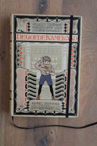 Kaftwerk De Goede Kameraad - notitieboek