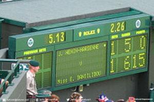Histoire de la naissance du tennis 1