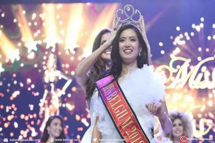 Angeline Flor Pua est Miss Belgique 2018 1