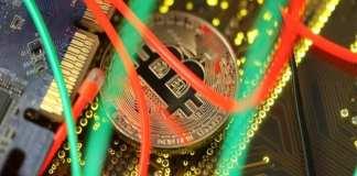 """Le puzzle contenait une ligne de code caché permettant d'accéder à un """"portefeuille"""" de cinq bitcoins."""