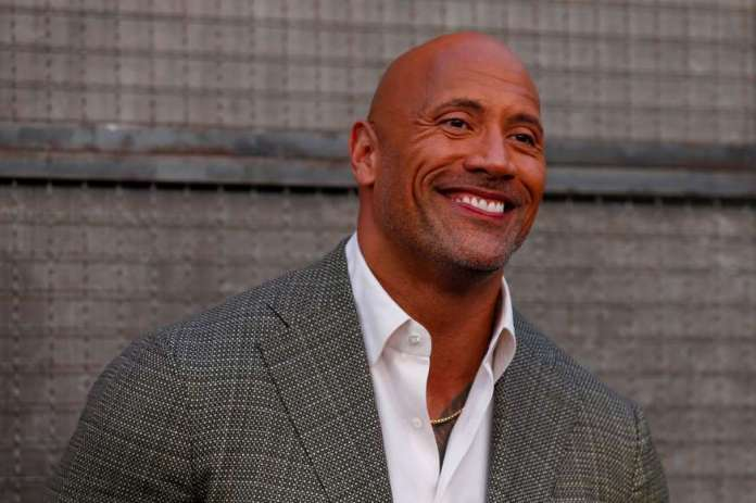 "2) Dwayne ""The Rock"" Johnson – 124 millions de dollars"