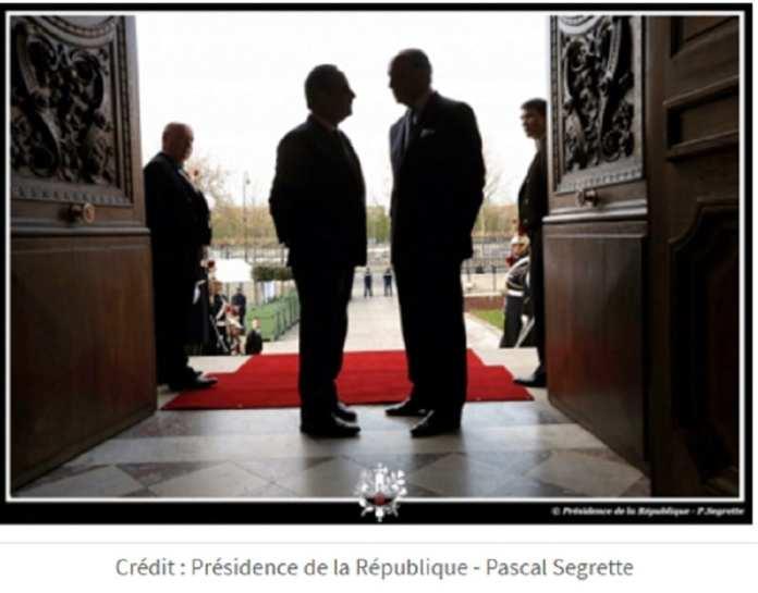 Crédit - Présidentielle de la République - Pascal Segrette