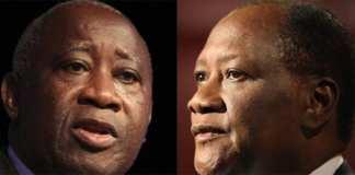 crépuscule de Gbagbo , l'aurore de Ado