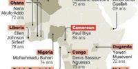 Afrique-pays-chef-etat