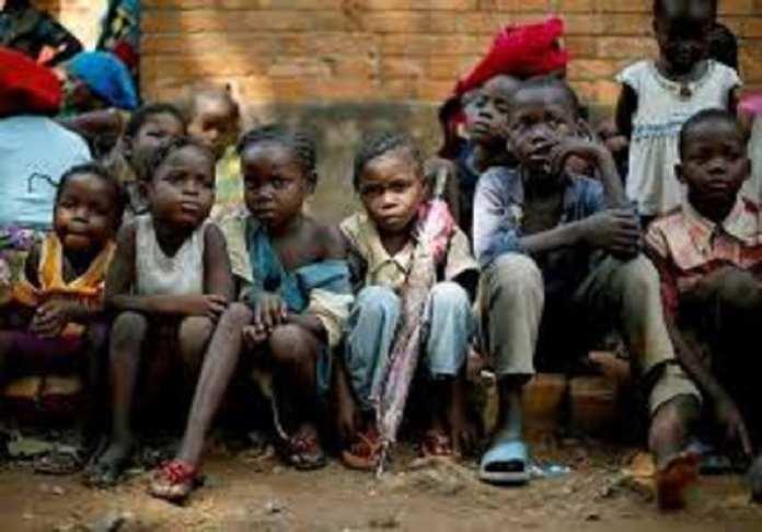 Enfants Centrafricains victimes silencieuses de la guerre:  Viol, malnutrition, sida, travail forcé dans les groupes armés 2