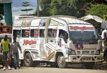 L'interdiction des matatus au centre-ville de Nairobi a été levée