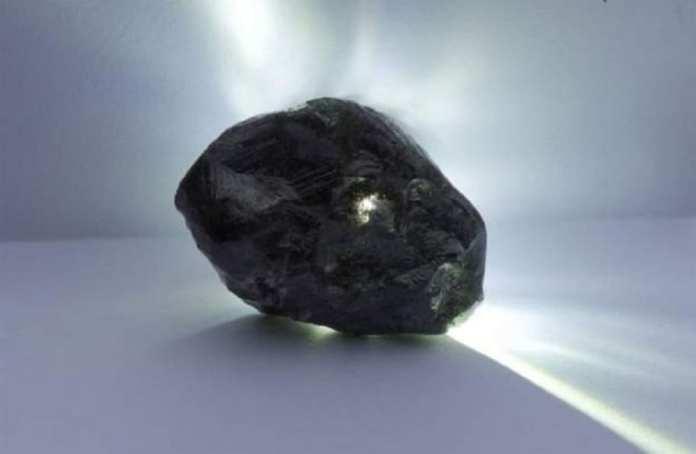 Le diamant a été trouvé dans la mine de Karowe